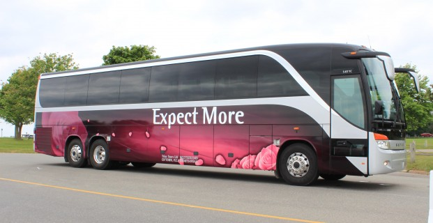 Bus Tours from Nova Scotia