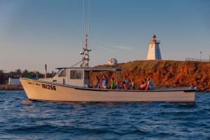 PEI Boat