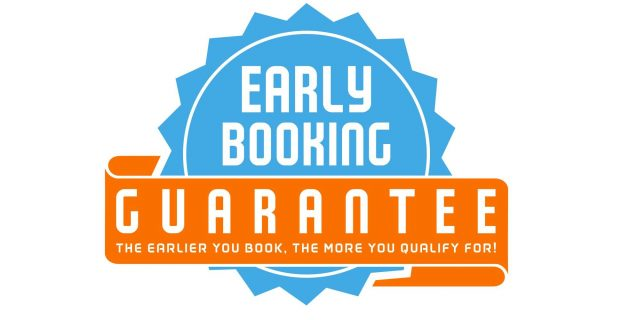 Early Booking Guarantee