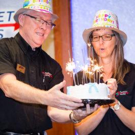 Target Tours Celebrates 10th Anniversary